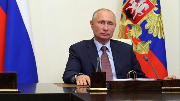 Путин оценил развитие российской экономики за последние 20 лет