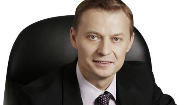 Генеральный директор строительной компании Пионер Андрей Грудин