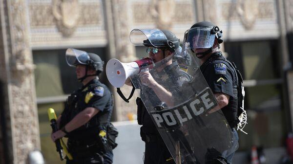 Сотрудники полиции США