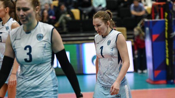 Волейболистка Сахалина Ольга Фролова