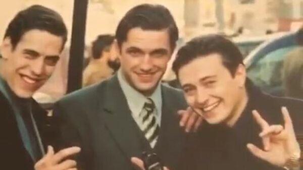 Кадр из видео в инстаграм-аккаунте Сергея Безрукова