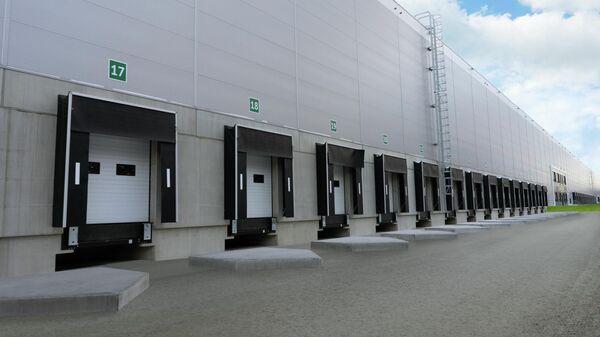 Проект распределительного центра для сети магазинов Fix Price в Петербурге