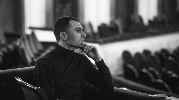 Заслуженный артист Российской Федерации Алексей Мирошниченко