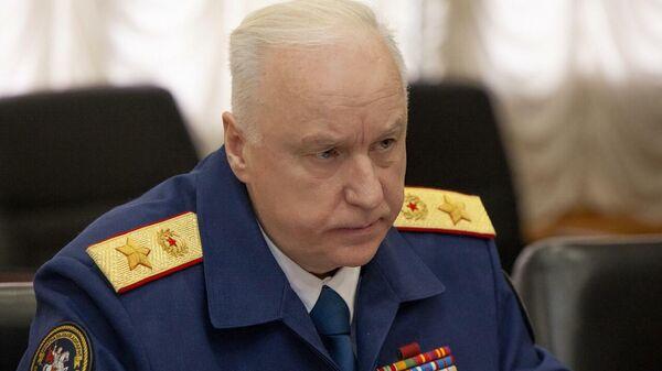 Глава СК РФ Александр Бастрыкин