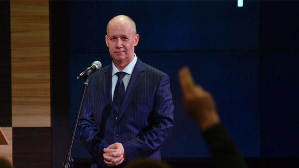 Кандидат в президенты Белорусии Валерий Цепкало