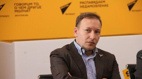 Кандидат в президенты Белорусии Андрей Дмитриев