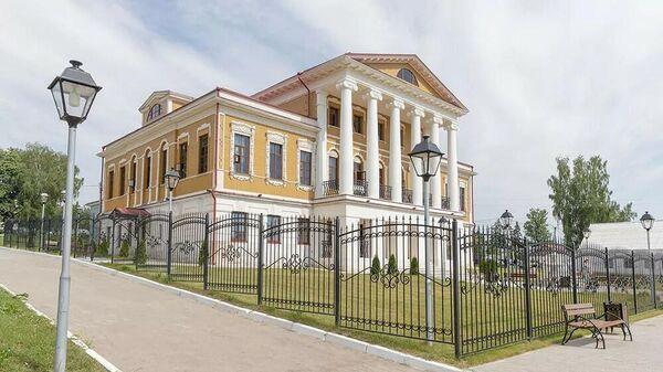 Музейно-туристический комплекс в исторической усадьбе металлургов Мосоловых