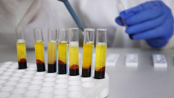 Медик в клинико-диагностической лаборатории