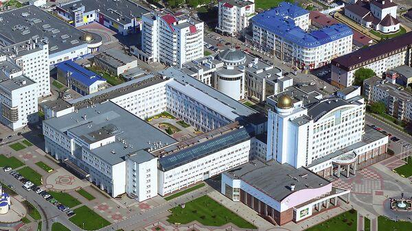 Здание Белгородского государственного университета