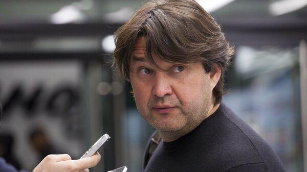 Генеральный директор футбольного клуба Уфа Шамиль Газизов