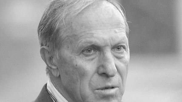 Бывший тренер сборной СССР по футболу Владимир Сальков