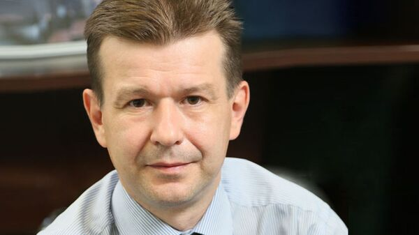 Глава департамента развития IT-архитектуры банка ВТБ Илья Старостин