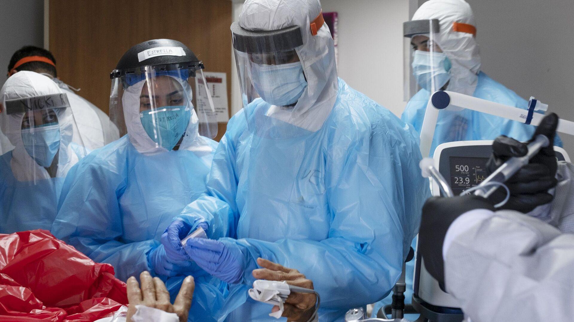 Названы четыре ранних симптома заражения коронавирусом - РИА Новости,  20.11.2020