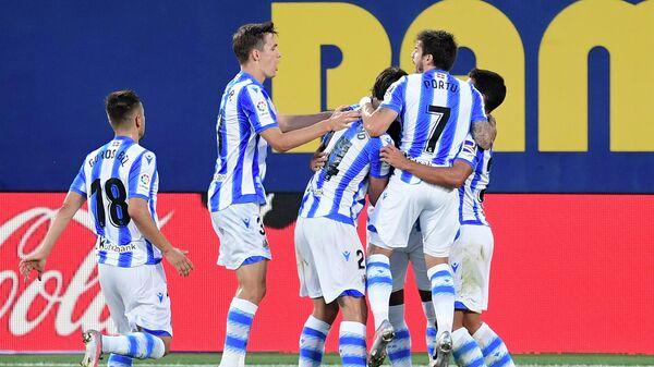 Футболисты Реал Сосьедада