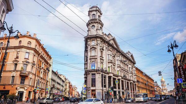 Улица Рубинштейна, Санкт-Петербург
