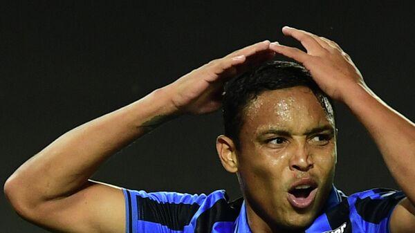 Нападающий итальянского футбольного клуба Аталанта Луис Мурьель