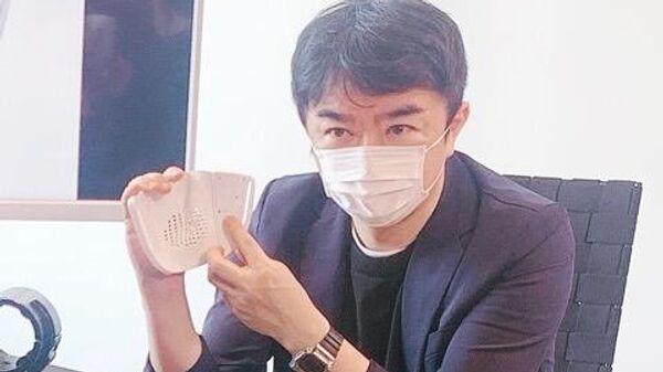 Генеральный директор Тайсукэ Оно