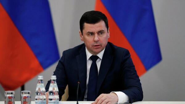 Губернатор: этап волейбольной Лиги наций в 2021 году пройдет в Ярославле