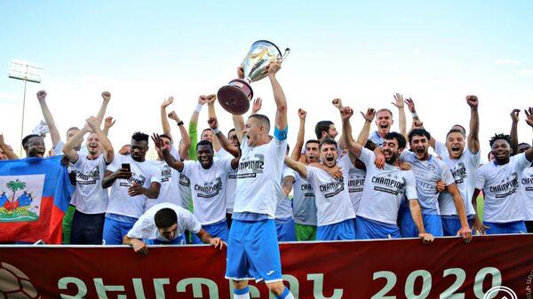 Игроки футбольного клуба Арарат-Армения