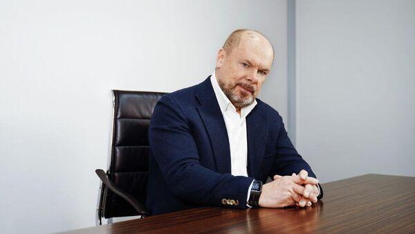 Президент Федерации функционального многоборья России Сергей Ерёмин