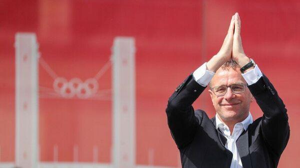 Немецкий тренер Ральф Рангник