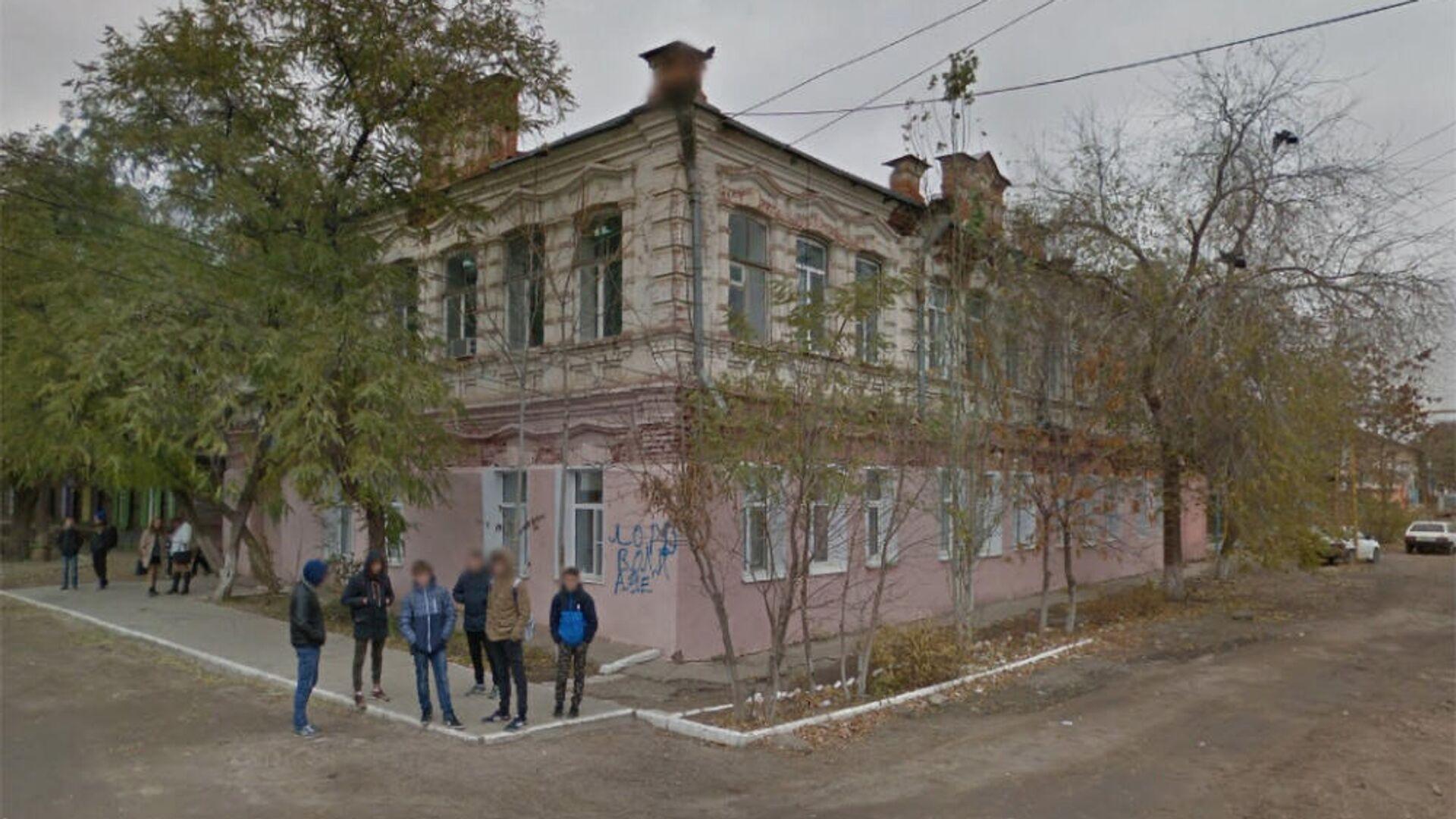 Школа №8 - РИА Новости, 1920, 21.07.2020