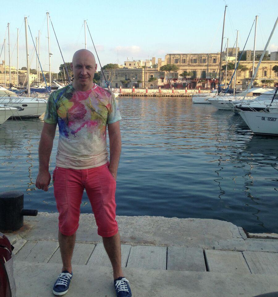 Денис Майданов на Мальте