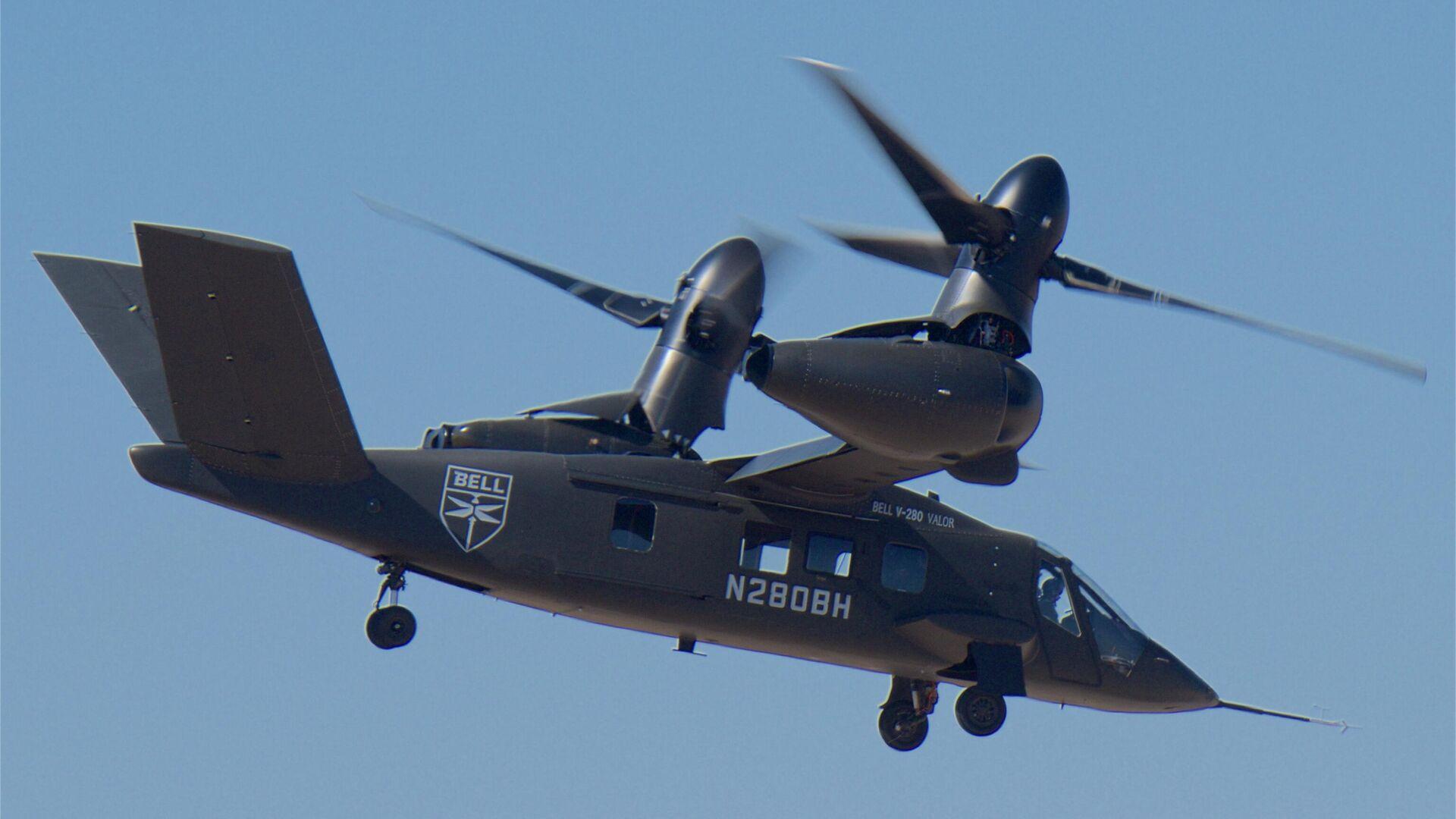 Российский Су-27 сопроводил американский самолет над Черным морем