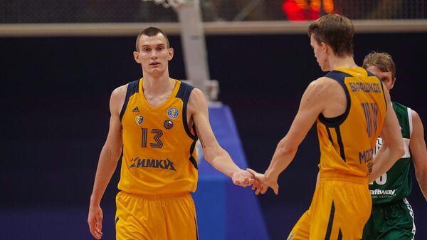 Баскетболист Игорь Вольхин