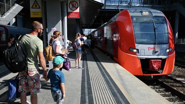 ВАбхазии назвали дату прибытия первого поезда из РФ