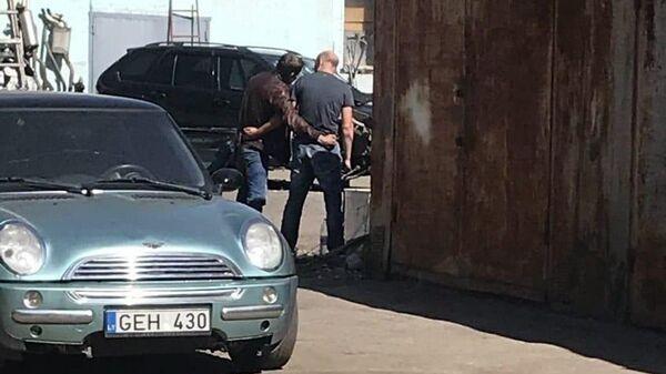 В Полтаве мужчина захватил в заложники начальника угрозыска