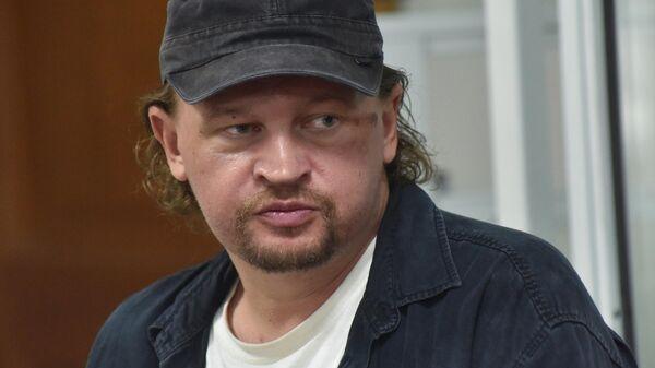 Обвиняемый в захвате заложников в автобусе в Луцке Максим Кривош в суде