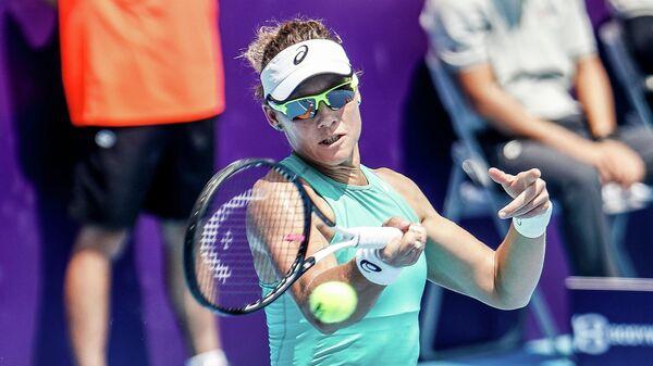 Австралийская теннисистка Саманта Стосур