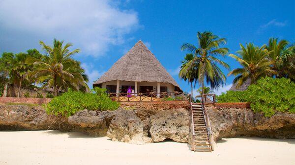 Отель в Занзибаре