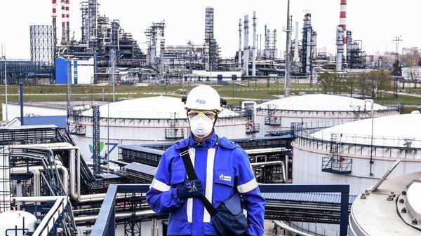 Оператор комплекса переработки нефти Евро+ Московского нефтеперерабатывающего завода