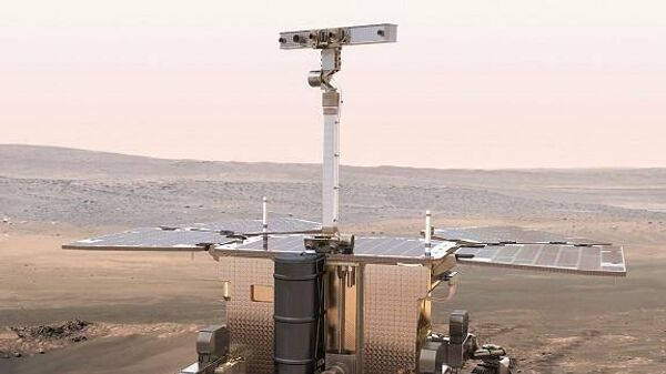 Ученый считает, что под поверхностью Марса существует жизнь