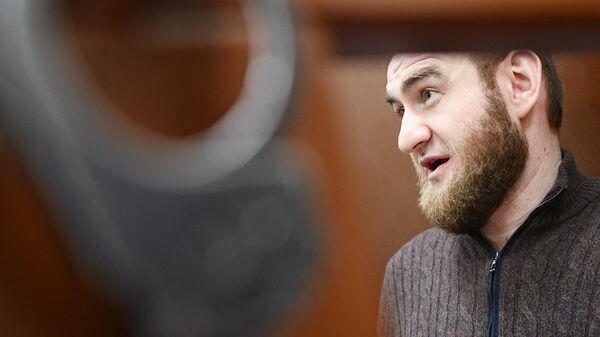 Бывший сенатор от Карачаево-Черкесии Рауф Арашуков в суде