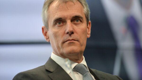 Председатель правления, генеральный директор OMV AG Райнер Зеле