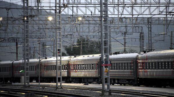 Поезда Чита – Москва, отправившийся с железнодорожного вокзала города Читы