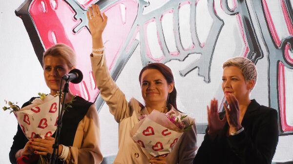 В Минске задержали и отпустили соратницу Тихановской