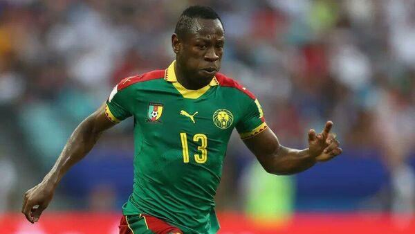 Нападающий китайского клуба Хэнань Цзанье и сборной Камеруна Кристиан Бассогог