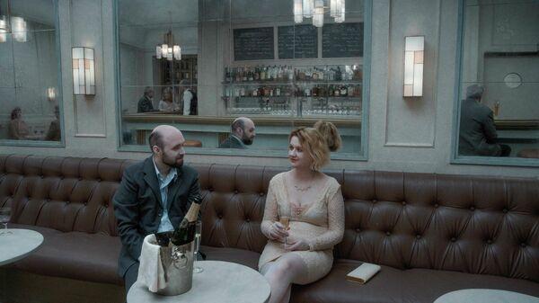 Кадр из фильма О бесконечности