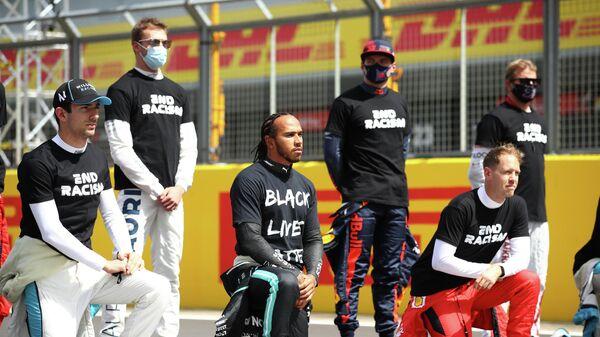 """Хэмилтон предложил пилотам """"Формулы-1"""" посмотреть на другие виды спорта"""