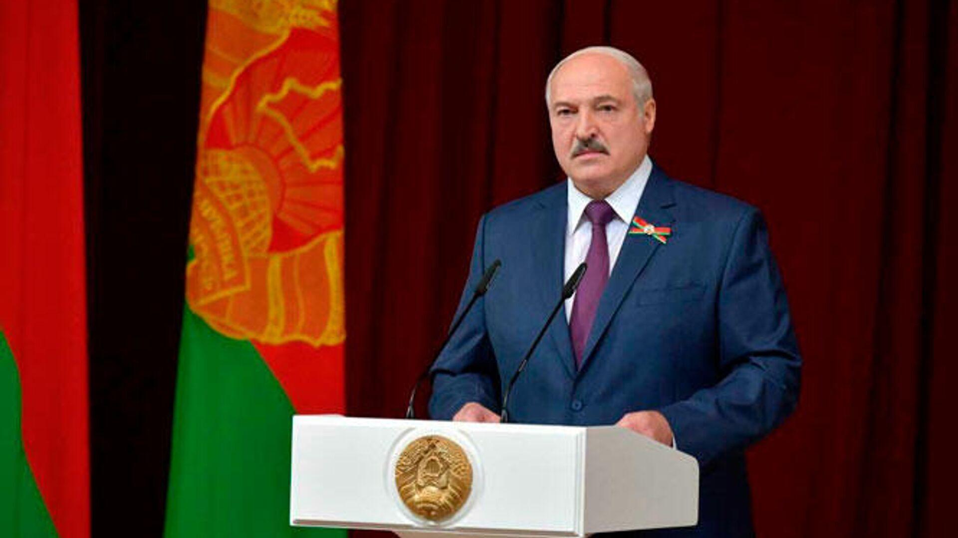 Президент Белоруссии Александр Лукашенко - РИА Новости, 1920, 24.09.2020