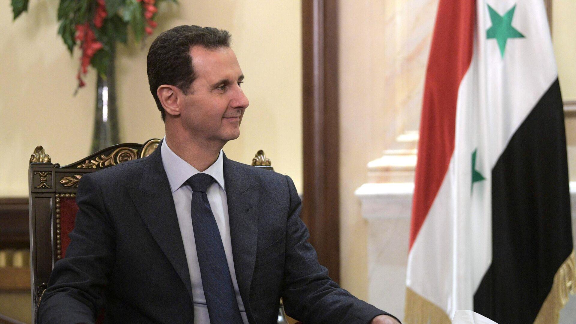 Президент Сирии Башар Асад - РИА Новости, 1920, 16.09.2020