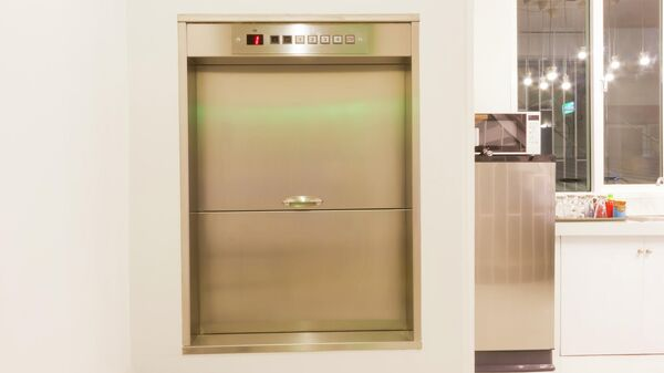 Лифт для подъема продуктов питания