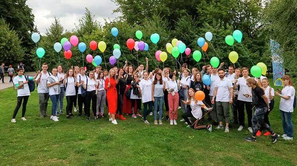 Студенты летней карьерной школы Правительства Москвы