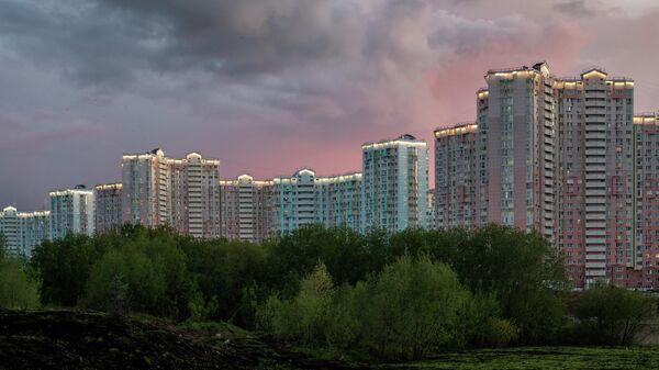 Жилые дома в Подмосковье