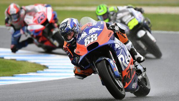 Гонщик MotoGP