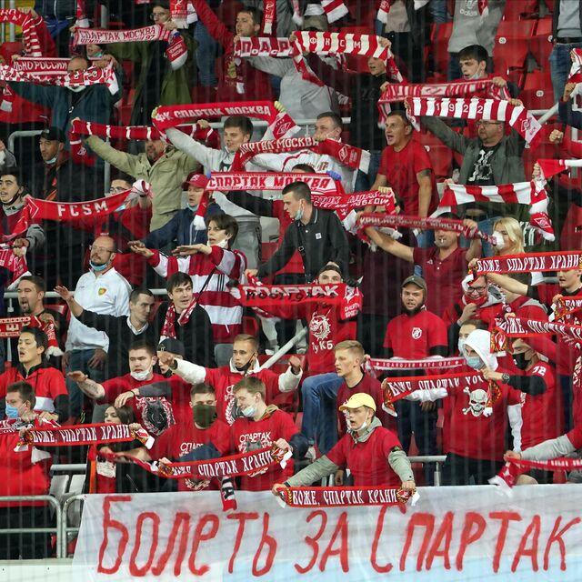 спарта футбольный клуб москва